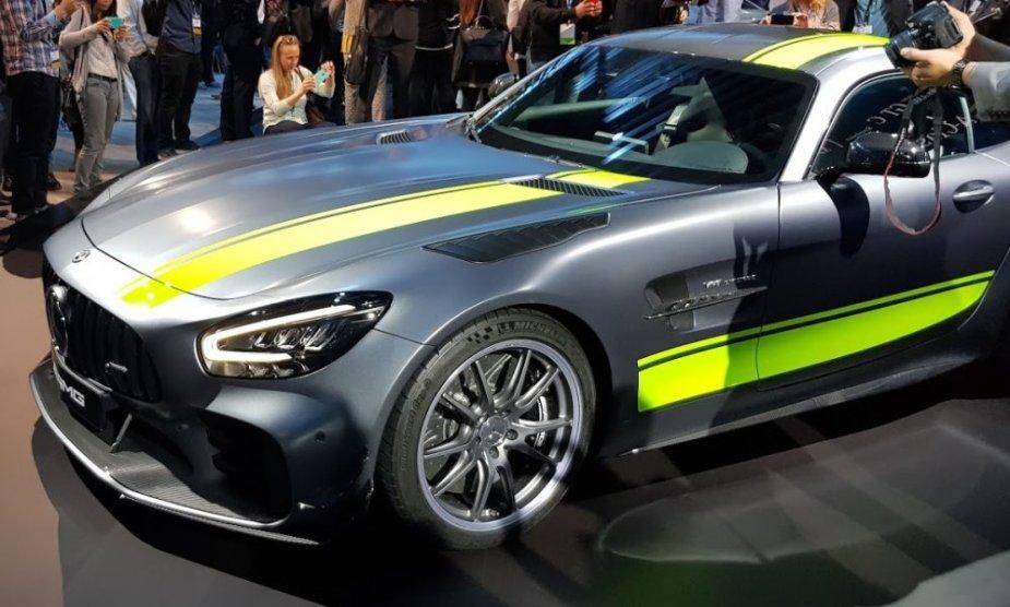 Mercedes-Benz AMG GT R Pro Front Wheel