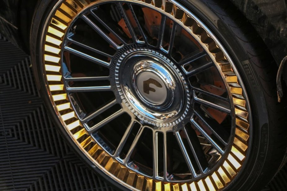 Forgiato Maybach Wheel