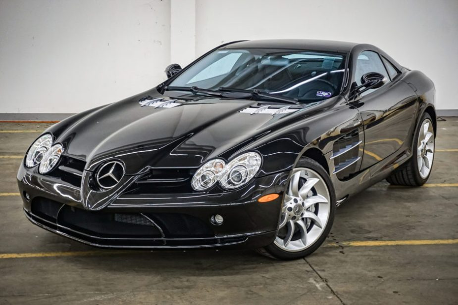 Low Mileage Mercedes-Benz SLR McLaren