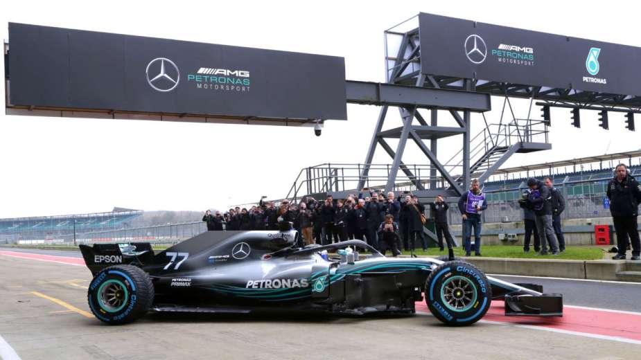 Mercedes-AMG Formula One