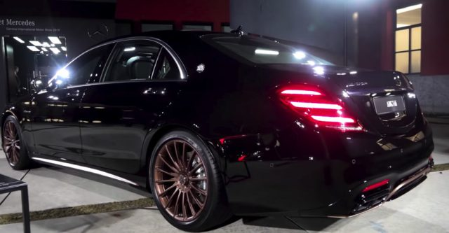 2019 Mercedes-AMG S65 Final Edition