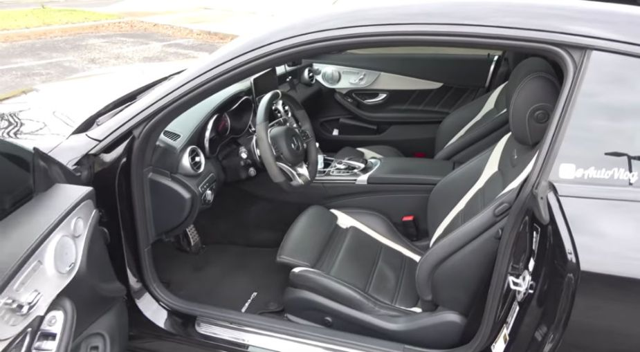 2018 Mercedes-AMG C63 S