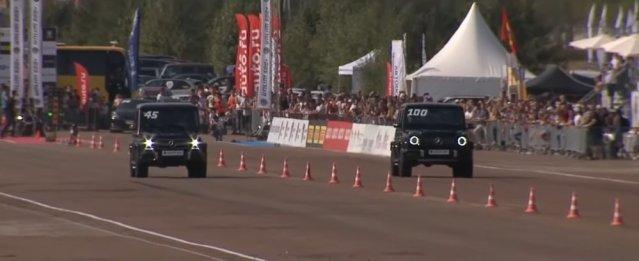 Mercedes-Benz AMG G63 Race