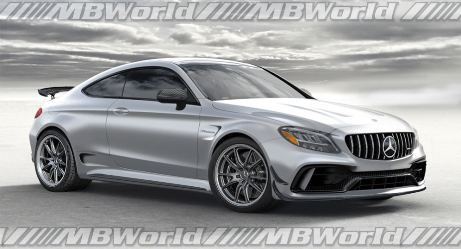 Black Series C63 for 2020 Would Be AMG's Most Epic Revival Yet