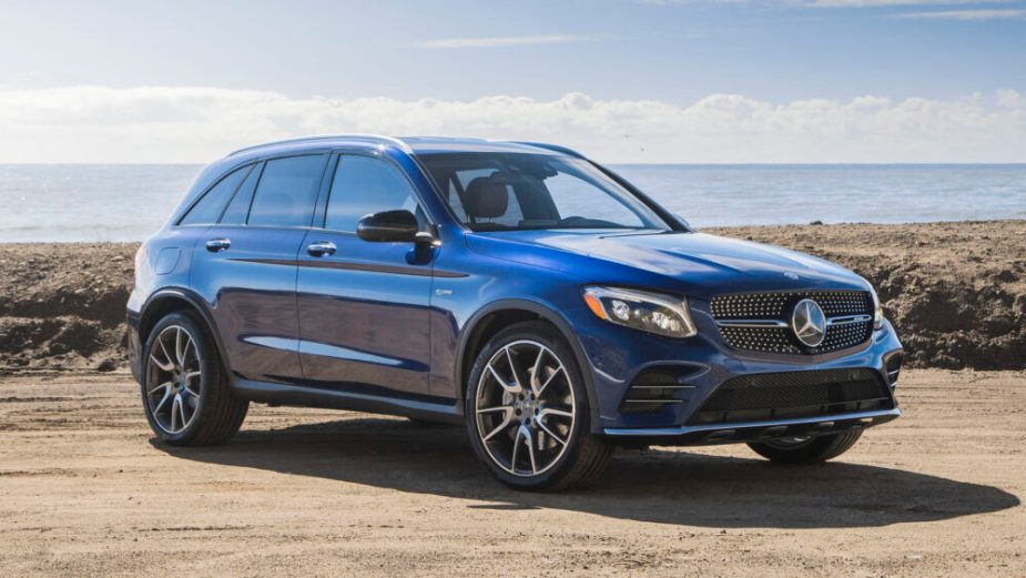 AMG GLC 43 May Not Be Around for 2020 - MBWorld