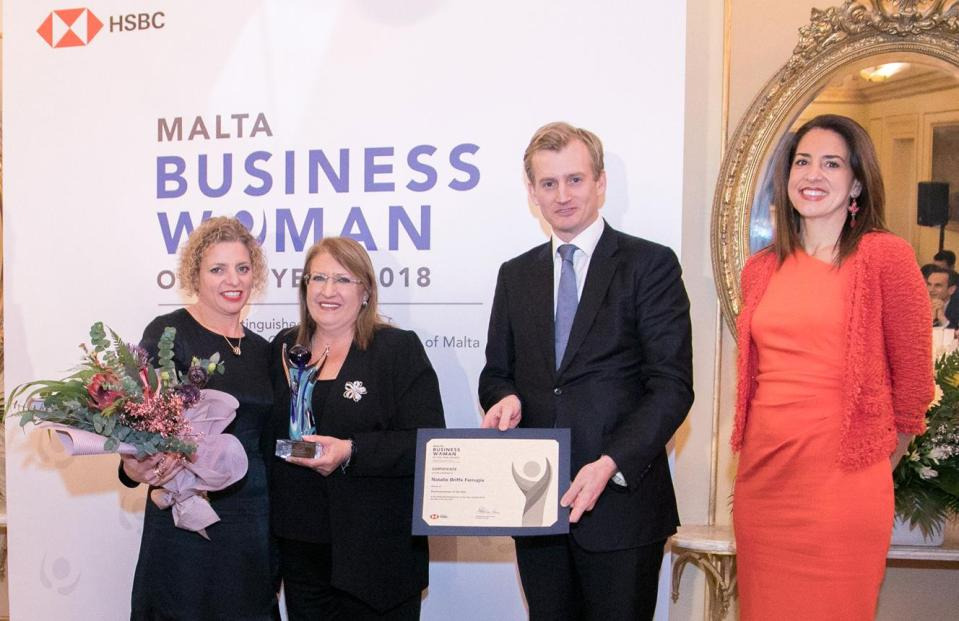 HSBC Business Woman of the Year