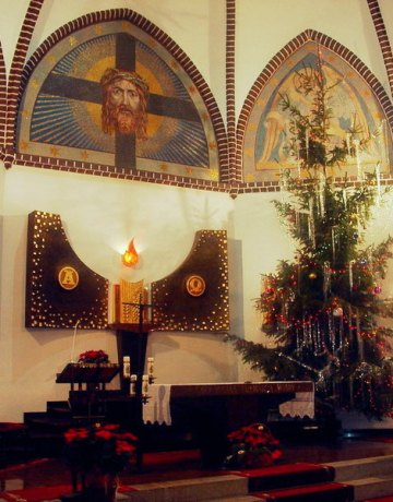 Wnętrze kościoła (2006-01-01)