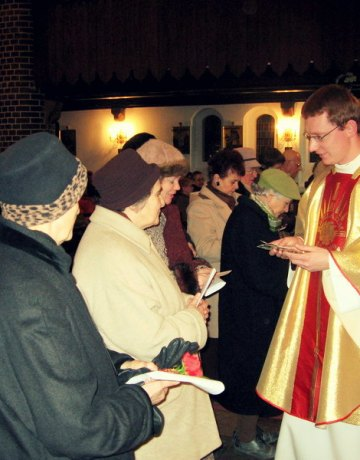 Ślubowanie VI Róży Wspólnoty Żywego Różańca (2007-11-25)