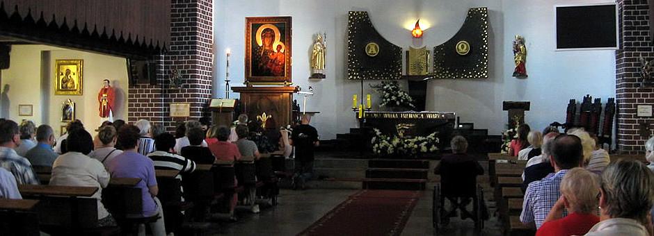 Parafia Rzymskokatolicka Matki Boskiej Zwycięskiej w Toruniu