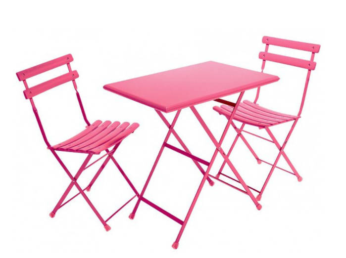Petite Table Et Chaise De Jardin Pas Cher Novocom Top