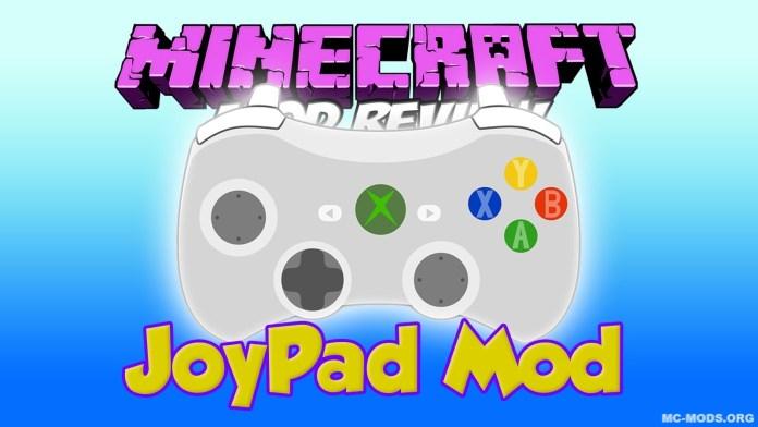 Joypad Mod 1 13/1 12 2 - MC-Mods org