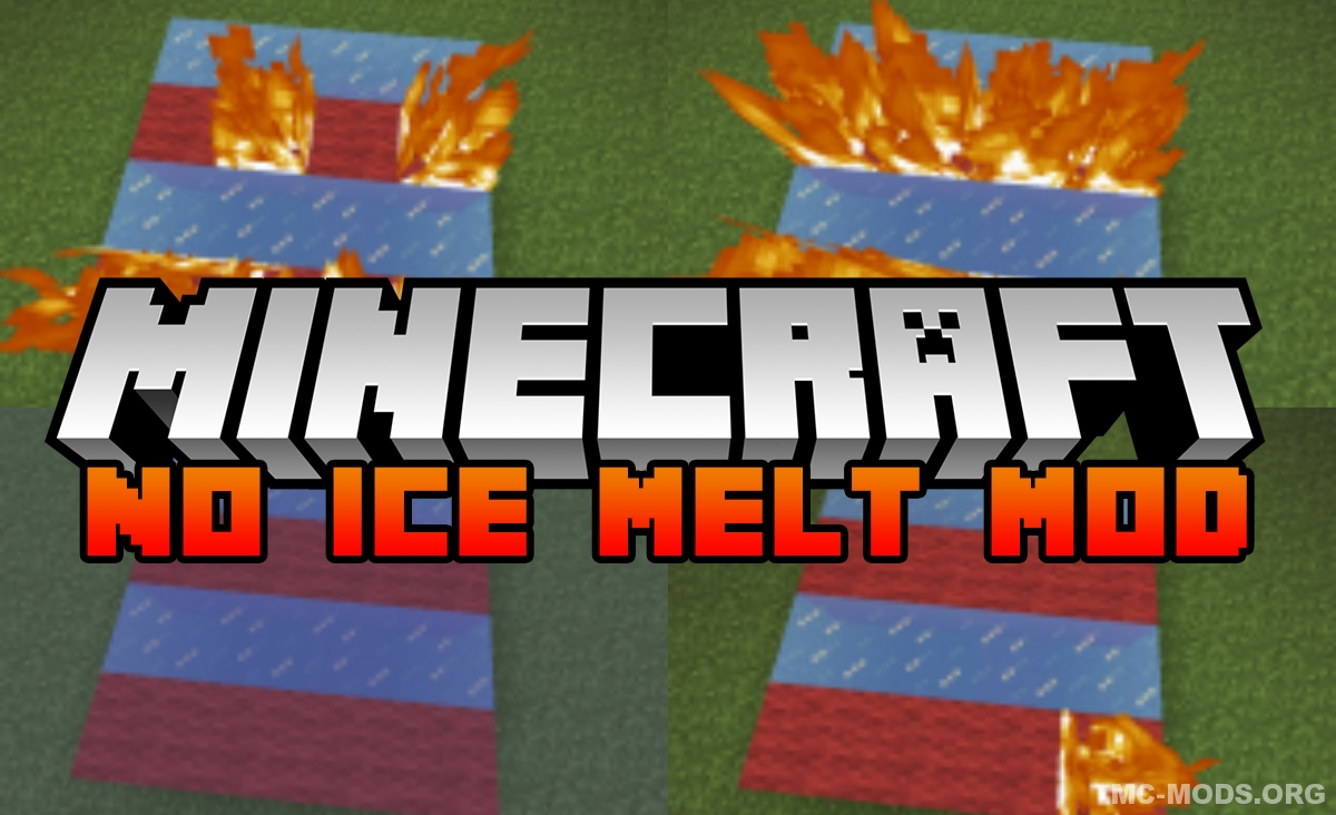 No Ice Melt Mod 1 16 4 1 16 3 1 15 2 1 14 4 Mc Mods Org Mobs and players slide across the surface of blue ice more quickly than packed ice, they also slide further. no ice melt mod 1 16 4 1 16 3 1 15 2 1