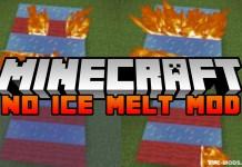 no ice melt mod