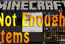 not enough items mod