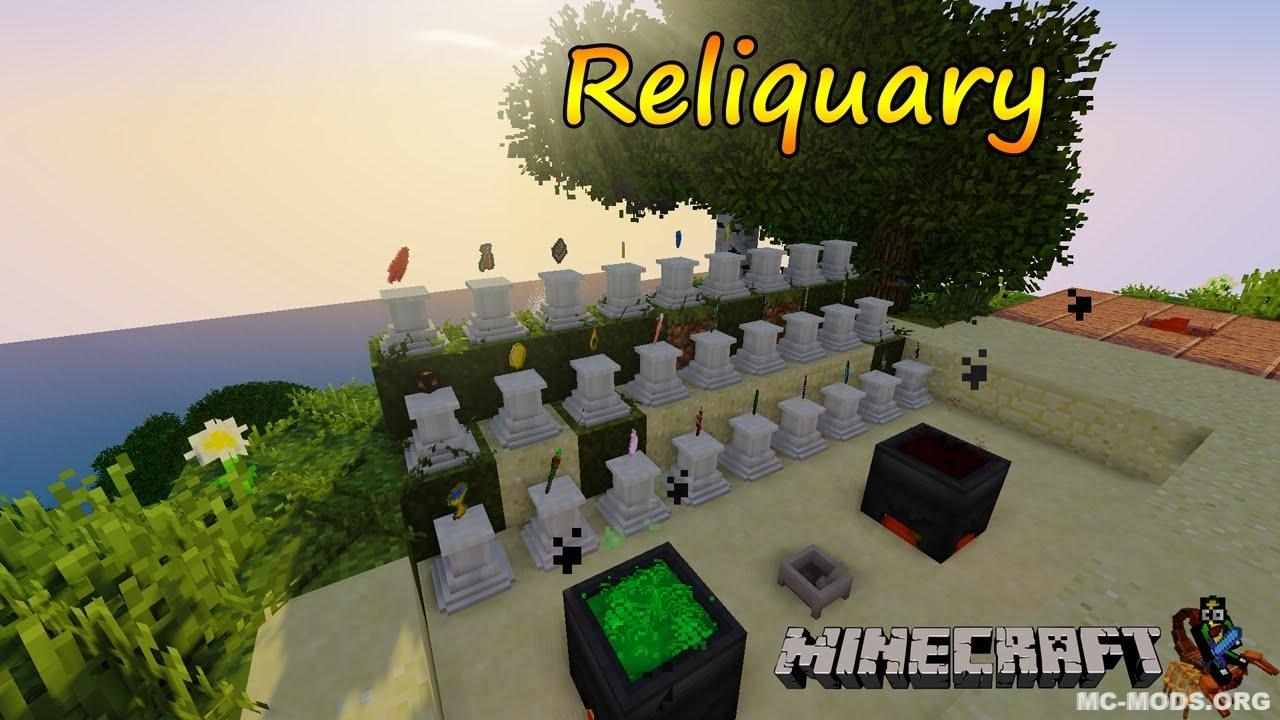 reliquary mod minecraft