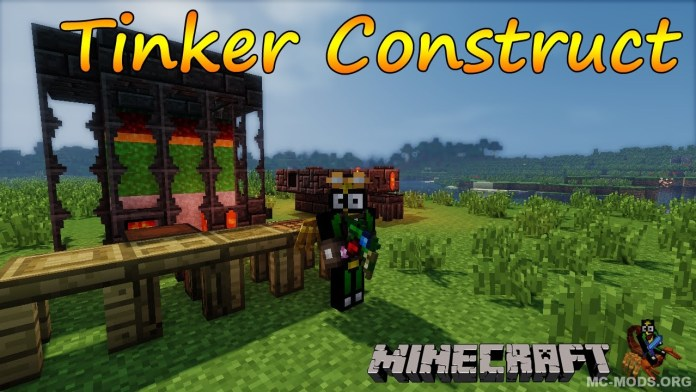 tinkers construct mod