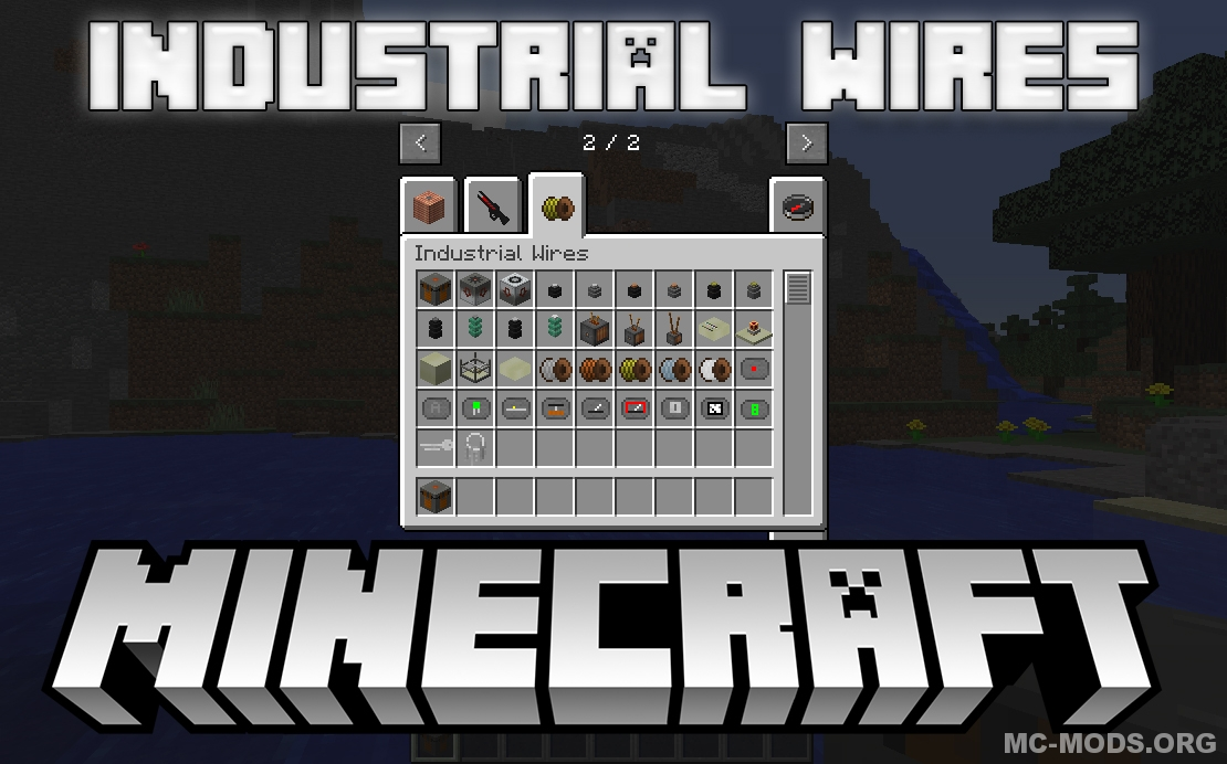 Astounding Minecraft Wire Mod Wiring 101 Kniepimsautoservicenl