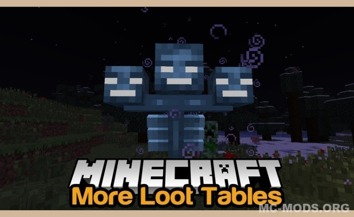more loot tables mod