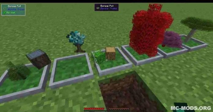 Bonsai Trees Mod 1 16 4 1 16 3 1 15 2 1 14 4 Mc Mods Org