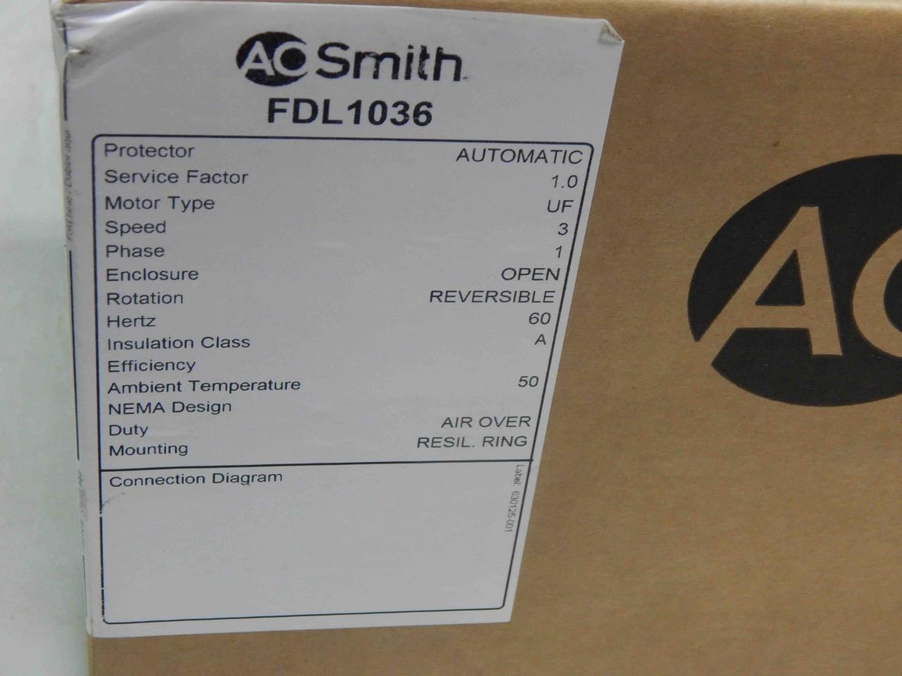17 AO Smith Motor FDL1036 4MA66 13HP 115V RPM 10753 Spd 48Y Fr NEW 222065080584 3?resize\\\\\\\\\\\\\\\=665%2C499 ebm papst fan wiring diagram 115v gandul 45 77 79 119  at aneh.co