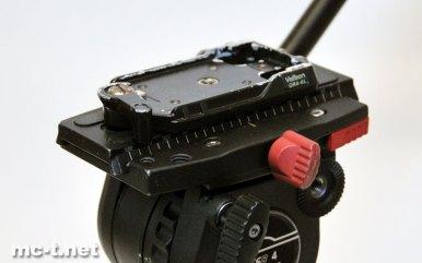 「Velbon QRA-6L クイックシューベース」へ