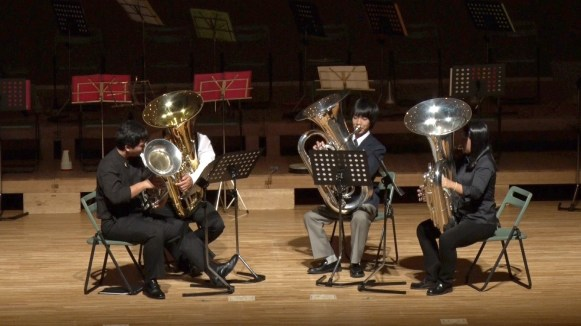The When Tubas Waltz(第2部 / Ensemble Stage)