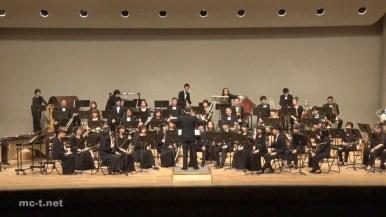 吹奏楽のための交響的ファンタジー「ハウルの動く城」(第1部・アニメの音楽)