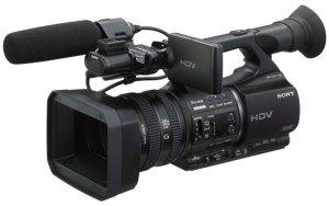 SONY HDVカメラ HVR-Z5J
