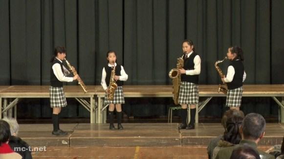 2-4_グリーンスリーヴス・ファンタジー/函館市立高丘小学校吹奏楽部