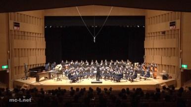 吹奏楽のための交響的印象「海響」