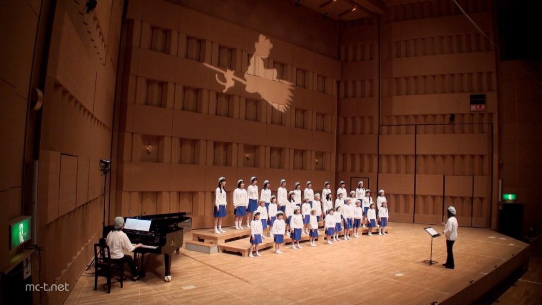 函館少年少女合唱団・第42回定期演奏会/記録ビデオ制作