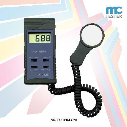 Alat Pengukur Intensitas Cahaya Lux Meter LX-9626