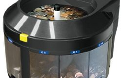 Alat Penghitung Uang koin Seri Gb8