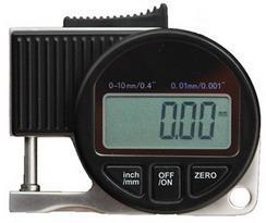 Alat Pengukur Ketebalan Benda Digital Thickness Meter TA202