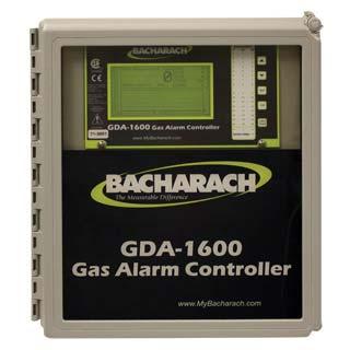 Alat Pengontrol Kualitas Udara, Sixteen Channel GAS Controller Bacharach GDA-1600