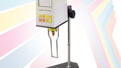 Alat Pengukur Kekentalan Zat Cair - Digital Viscometer NDJ-5S
