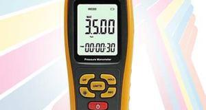Alat Ukur Tekanan Udara Ruangan - Manometer AMF-031
