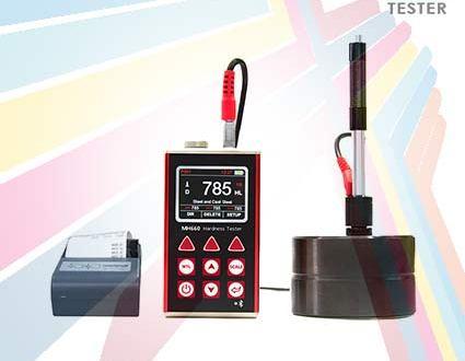 Alat Pengukur Kekerasan Logam - Leeb Hardness Tester MH660