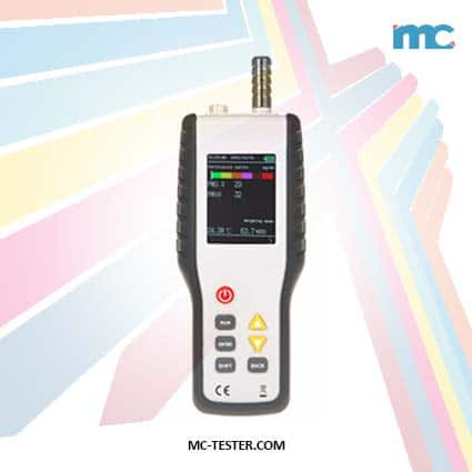 Alat Pendeteksi Partikel di Udara ukuran PM2.5 seri AMF079