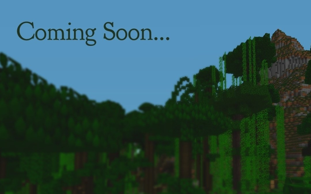 Map Change – Coming Soon