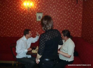 2010-06-02 žaibo turnyras: Žebrauskis R; Klimkevičius A.