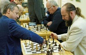 Saulius Cirtautas - Pasaulio senjorų komandų 2014 m. III-iosios vietos laimėtojas; Darius Matonis - Vilniaus šachmatų klubo prezidentas
