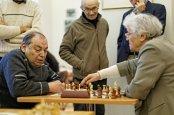 Abram Starobin; Marija Kartanaitė - Lietuvos šachmatų daugkartinė čempionė