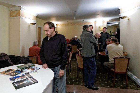 šachmatų varžybos Šarūno viešbutyje; Stanislovas Gerasimovičius