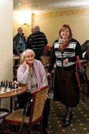 šachmatų varžybos Šarūno viešbutyje; Marija Kartanaitė; Marina Mališauskienė