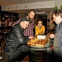 Sekmadienis - šachmatų diena Vilniuje