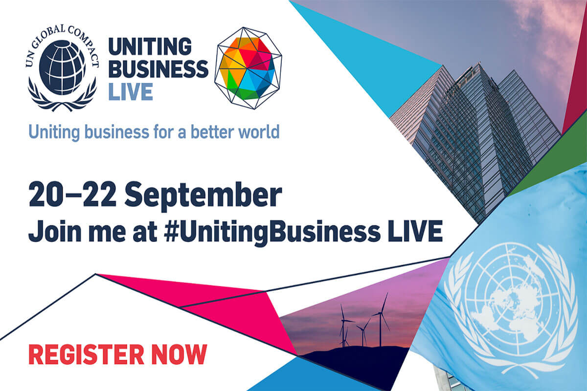 UN Global Compact, Uniting Business Live'a Ev Sahipliği Yapacak