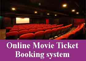 121 Online Movie Ticket Booking System Project Mcabcaprojectscom