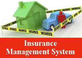 126 – Insurance Management System Project on Asp