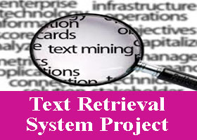 146 – VB.Net Project on Text Retrieval System
